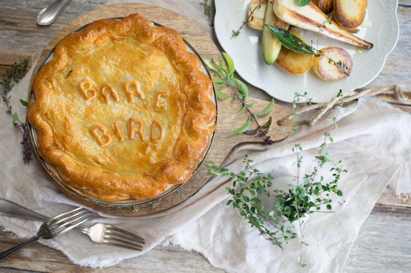 Free Range Chicken Pie Recipe