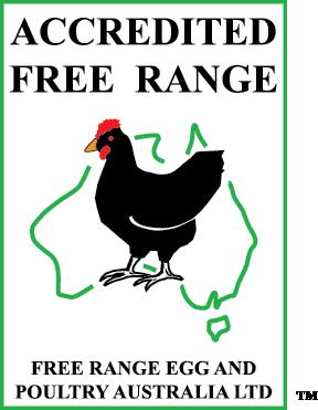 FREPA logo - Free Range Chicken Farm Accreditation