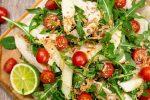 Chicken and Pineapple Sambal Salad