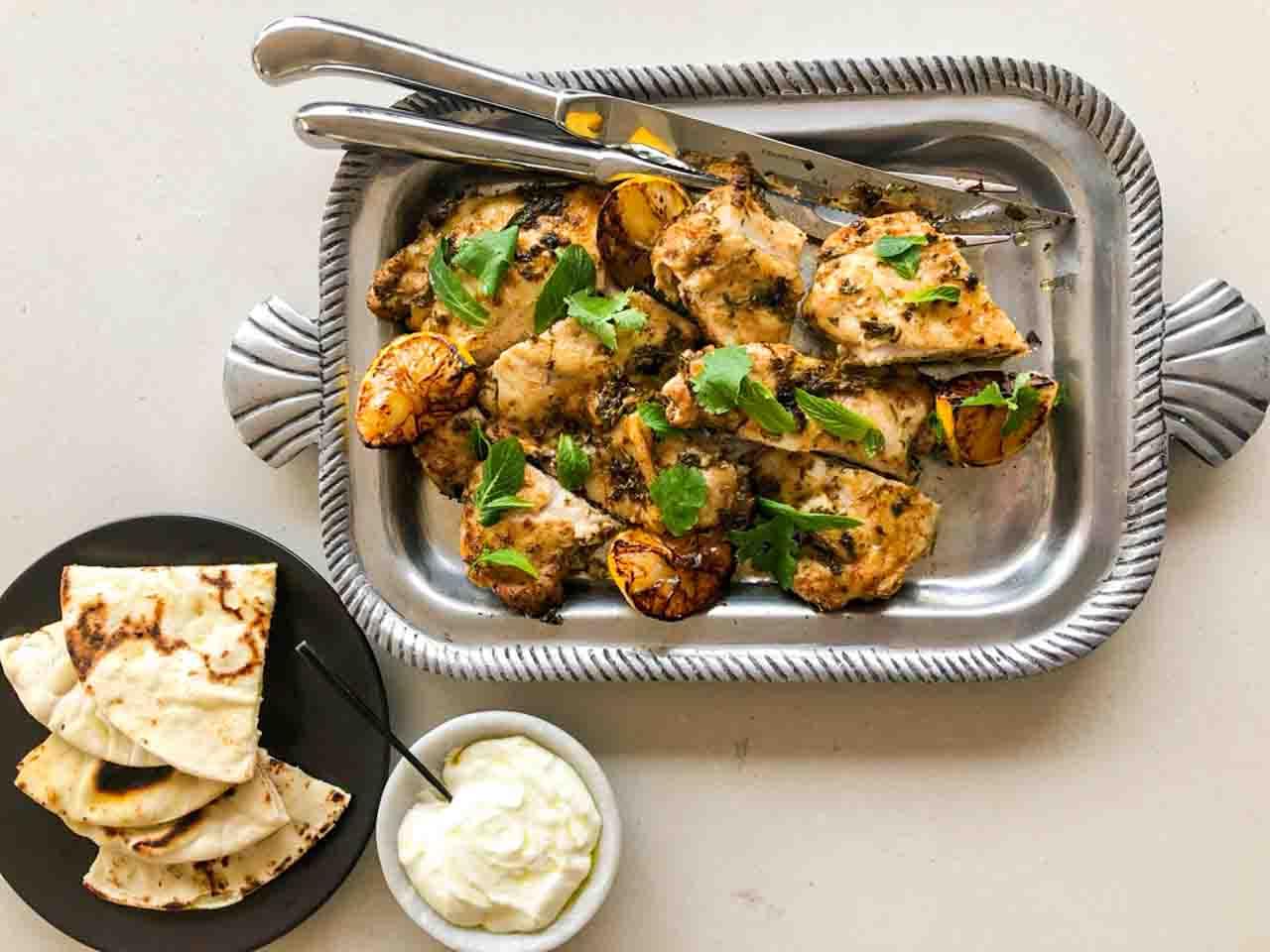 TBB - Middle Eastern Boneless Chicken Recipe