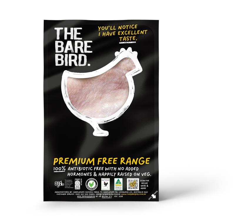 Boneless Butterflied Chicken Packaging